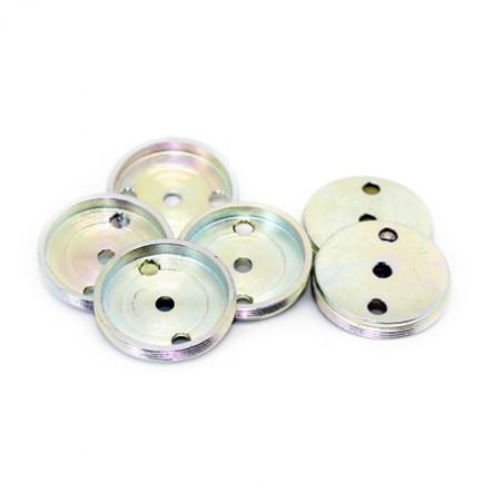 Magnettopf gedreht geeignet für Splitex® und Adesso® Split verzinkt