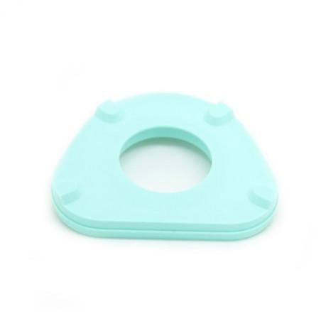 Kunststoffartikulationsplatte geeignet für KAVO, Grau