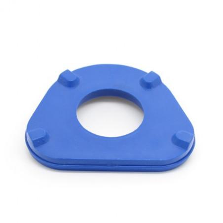 Kunststoffartikulationsplatte geeignet für KaVo®, Blau