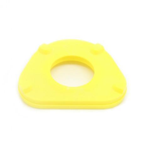Kunststoffartikulationsplatte geeignet für KAVO, gelb