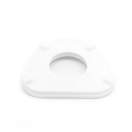 Kunststoffartikulationsplatte geeignet für KAVO® , Weiß