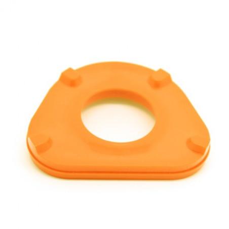 Kunststoffartikulationsplatte geeignet für KaVo®, Orange