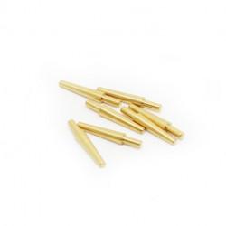 PINS mit Retentionen 18,7 mm glatt
