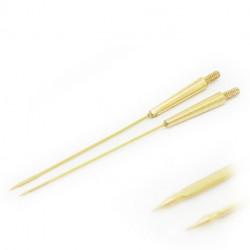 Bogenpins 65 mm Flach - Spitz
