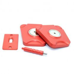 Plattenset verw. für Splitex® Typ: Artex® Carbon