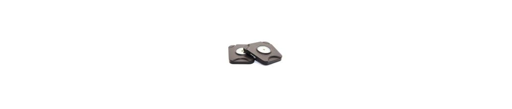 Kunststoffartikulationsplatte verw. für Splitex® System von Carana Dental