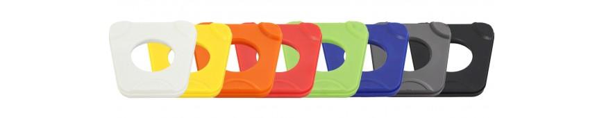 Kunststoffartikulationsplatte , splitex, artikulationsplatten splitex